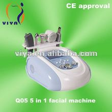 Newest VY-Q05 5 In 1 Multifunction Facial Tool <strong>Beauty</strong> Equipment With CE Approval