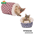 Stock Classic Fabric Soft Fleece Polyester Washable Dog Bed