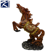 Hot selling resin horse, antique horse, decorative horse