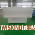 PU/polyurethane freezer wall panel