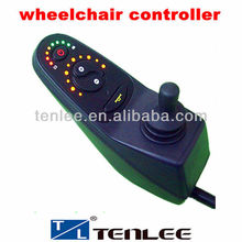 joystick controller for electric wheelchair