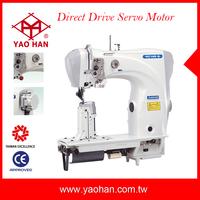 YAOHAN YH-691D-830 Heavy duty used single needle shoes making sewing machine