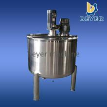 2017 New food grade stainless steel liquid mixing tank