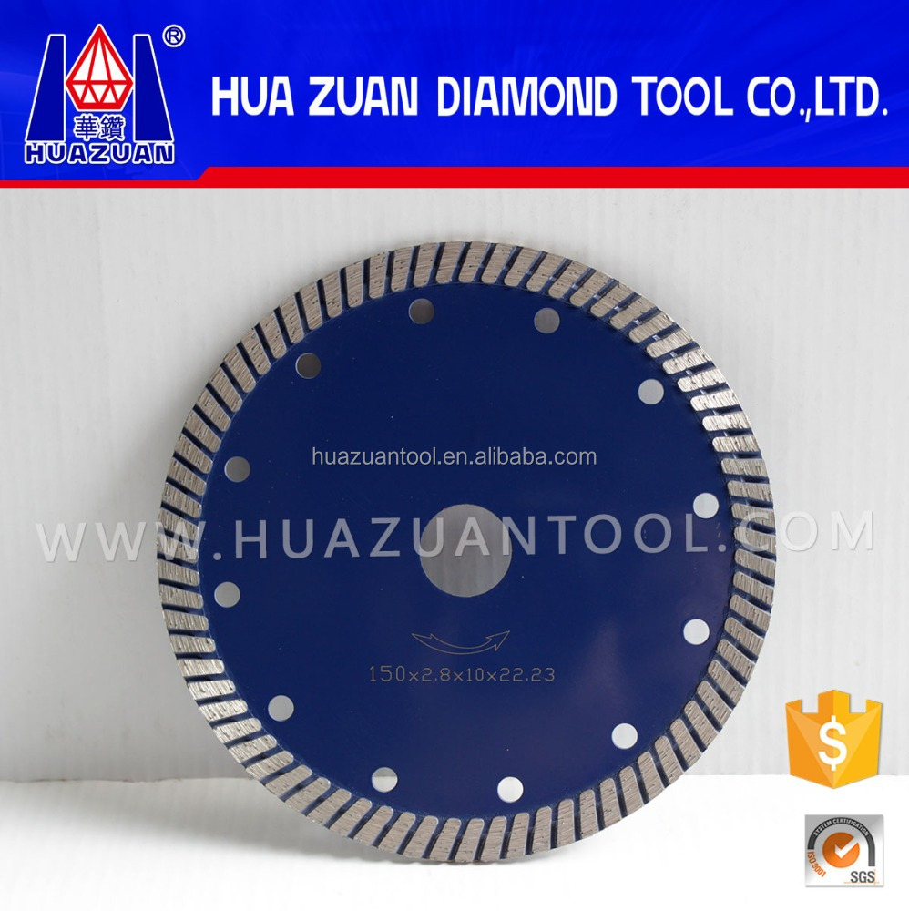 "Hot Sale 4"" to 7"" Inch Stone Cutting Disc Diamond Cicular Saw Blade for Nano Glass, Ceramic tile, Granite"