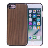 Cheap And Strong Quality Laser Engraving Blank Wood Phone Case For iPhone 7