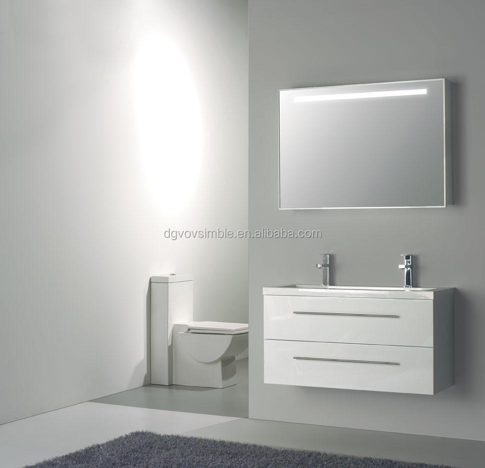 Shenzhen Factory Wall Mounted Bathroom Cabinets,Bathroom Vanity ...