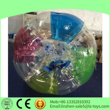 belly bump inflatable ball