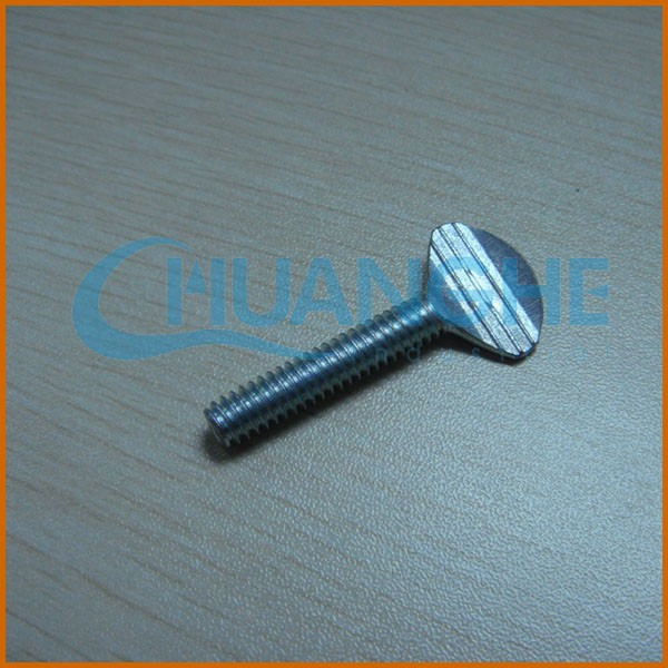 alibaba plastic thumb knob stainless bolt nut screw