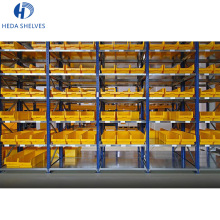 Multi-purpose slotted angle/Powder coated slotted angle boltless rack/ Light duty rivet boltless shelving