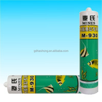 high quality construction acetic silicone sealant