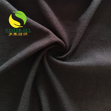 2018 hot sale 32s cotton modal single jersey fabric for men and women's t-shirts