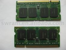 DDR ddr2 ram memory for min notebook