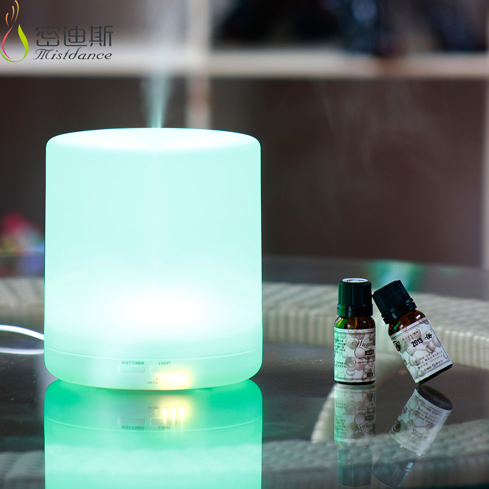 Ultrasonic aroma diffuser humidifier China air purifier with ioniser and led light