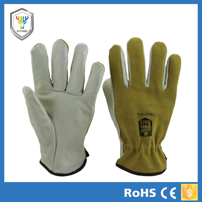 Competive price best selling leather glovers women