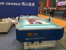 Fayon manual flatbed laminator/flatbed applicator FY1530 for signage and graphic making