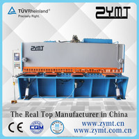 Hydraulic guillotine shearing machine ZYS-6*3200/CNC steel sheet cutter