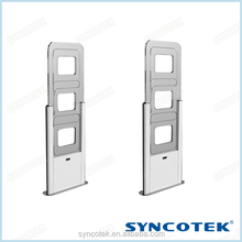 glass door with card reader for access control