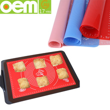 safety non stick silicone baking mat