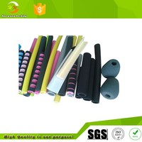 extruded thermal insulation foam tube