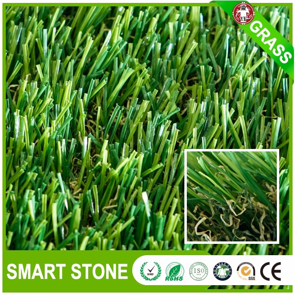Artificial lawn for synthetic grass outdoor floor grass and fire resistant artificial grass