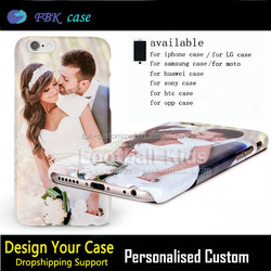 Custom photos print plastic phone for iphone 5,own design print custom cell phone case high quality mobile phone for iphone 5