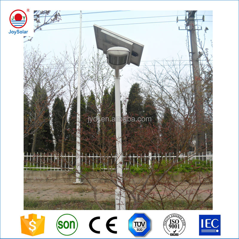 High Luminance 100w led solar energy street lights