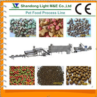 Hot China Automatic Small Extruder Floating Fish Feed Machines