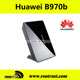 huawei B970b 3g 4g wireless router with sim card slot