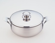 Commercial Stainless steel cooking stock pot soup pot