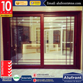European Design Aluminium Clad Wood Sliding Door