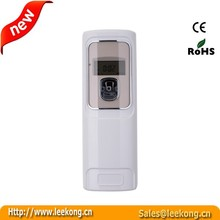 white Intelligent control LCD Digital automatic perfume pump sprayer