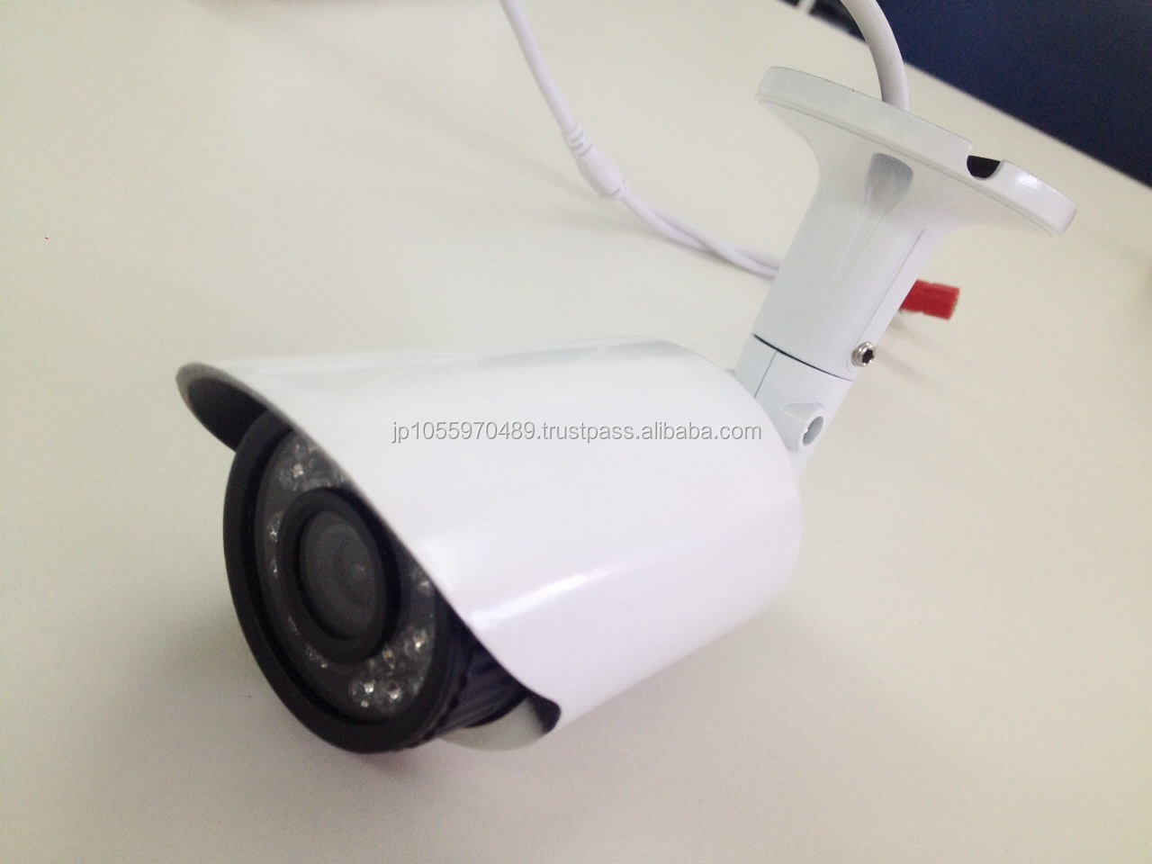 CCTV all in one package with high quality LED TV included
