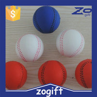 ZOGIFT PU foam squeeze stress reliever color change golf ball