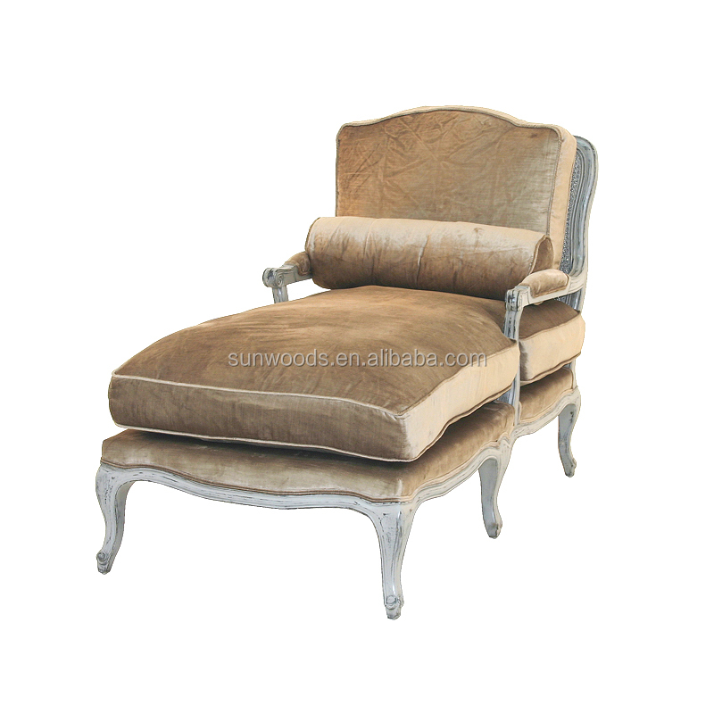 Hot selling recliner tv wooden armrest chair solid wood living chairs