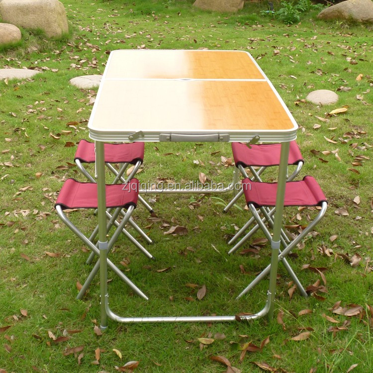 Fashion products folding table/camping table/picnic table JF-14-55