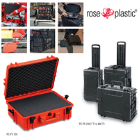 hard solid durable protective injection mold sturdy storage stable handheld portable packaging box EVA foam car accessories case