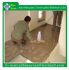 How to screed floors with self leveling concrete floor screed
