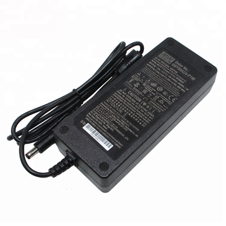 Meanwell GST90A24-P1M Single Output 90W 3.75A AC DC Industrial 24V 3.2A Power <strong>Adapter</strong>