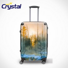 High Quality Discount Factory Laptop Trolley Case/ABS PC Wheel Luggage Sets/Airport Travel Luggages