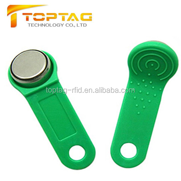 Touch Memory Key iButton RW2004 with plastic holder