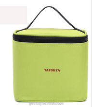Portable Picnic Insulated Thermal Cooler Lunch Box Tote Bag