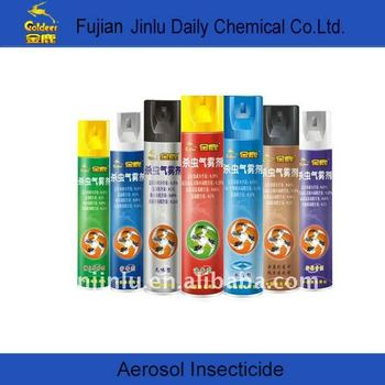 Aerosol insecticide Insect Killer aerosol spray can, insecticide spray, cockroach insecticide spray,