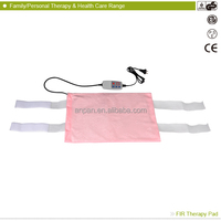 2014 New product MHP-E1215D FIR Neck Shoulder Massage Therapy health battery operated heating click heat pads wholesale