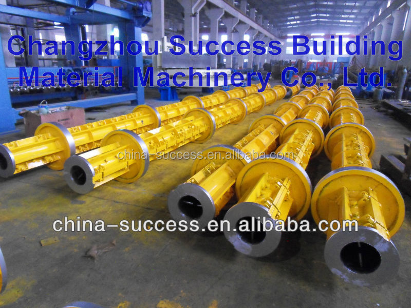 Pre-stressing Concrete Pole Mould/Pole Steel Mould/Concrete Pole Making Machine