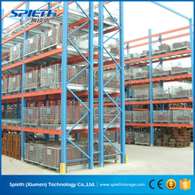 Get coupon Slotted angle shelving system steel storage adjustable angle iron shelf/iron rack