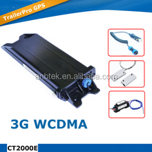WCDMA/3G container door lock tracker portable gps tracker portable with door magnetic
