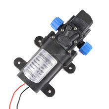 DC 12V/24V Reflux Valve or Auto High Pressure Switch Mini Garden Water Pump