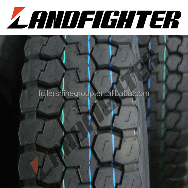 Truck Tyre+Butyl Inner Tube+Flap with BIS certificate 1000R20/10.00R20 for LANDFIGHTER brand