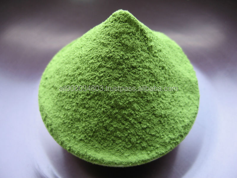 Taste of tradition Matcha artistic powder tea