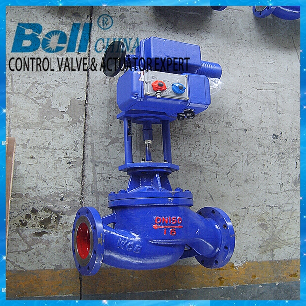 Solenoid Proportional Manual and Auto Control Modulating Valve Price